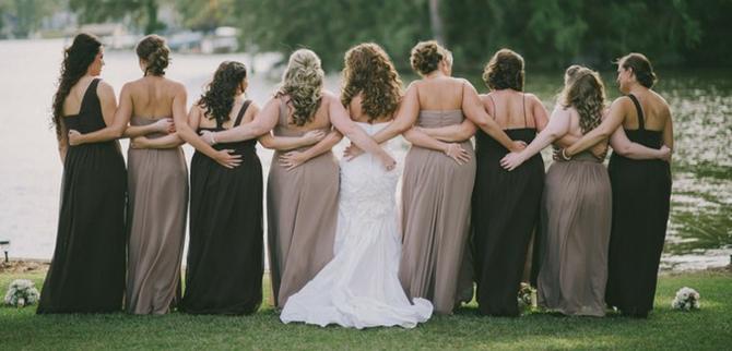 Cum sa alegi rochiile pentru domnisoarele de onoare plus size/ rochiii pentru viitoarele mamici