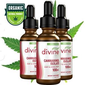Ce este produsul Divine CBD Oil?